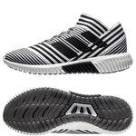 adidas Nemeziz Tango 17.1 Trainer Dust Storm - Blanc/Noir