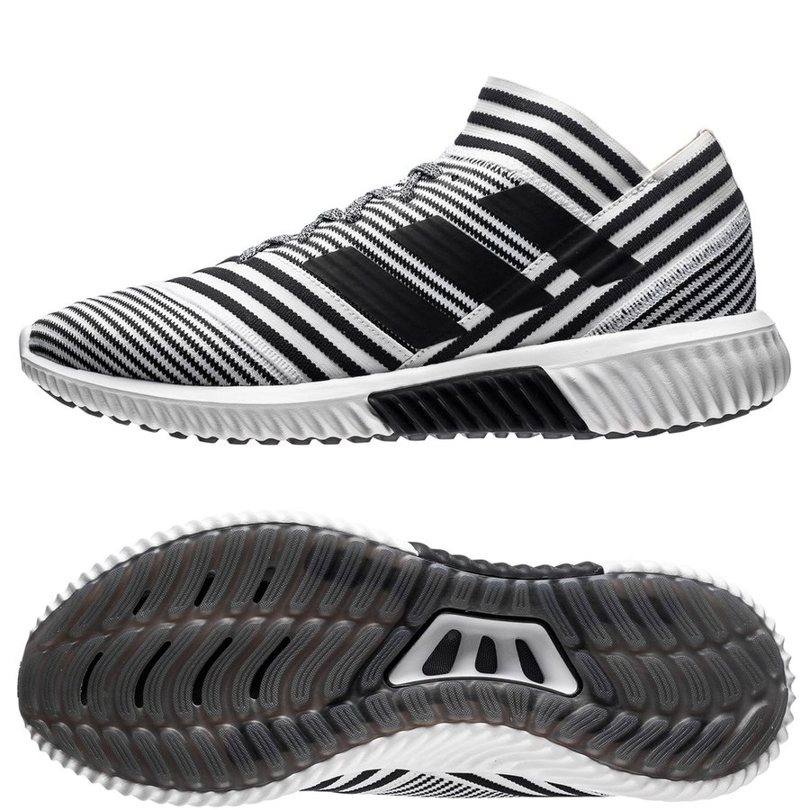 b5e3fbbaa9b4 adidas nemeziz tango 17.1 trainer dust storm - footwear white core black -  sneakers ...
