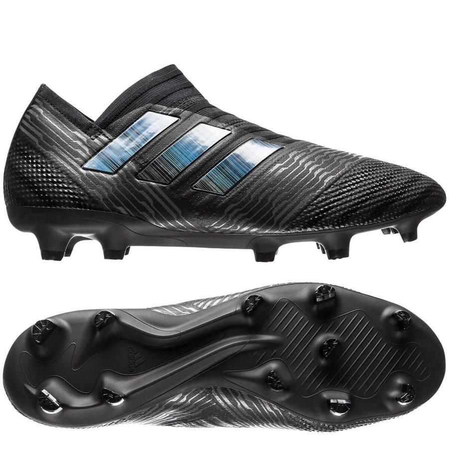 super popular 8571a c8602 adidas nemeziz 17+ 360agility fg ag magnetic storm - core black - football  boots ...