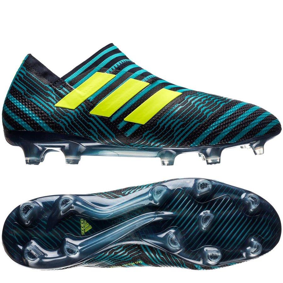 adidas Nemeziz 17+ Blå Græs (FG)
