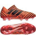 adidas Nemeziz 17+ 360Agility FG/AG Pyro Storm - Orange/Sort