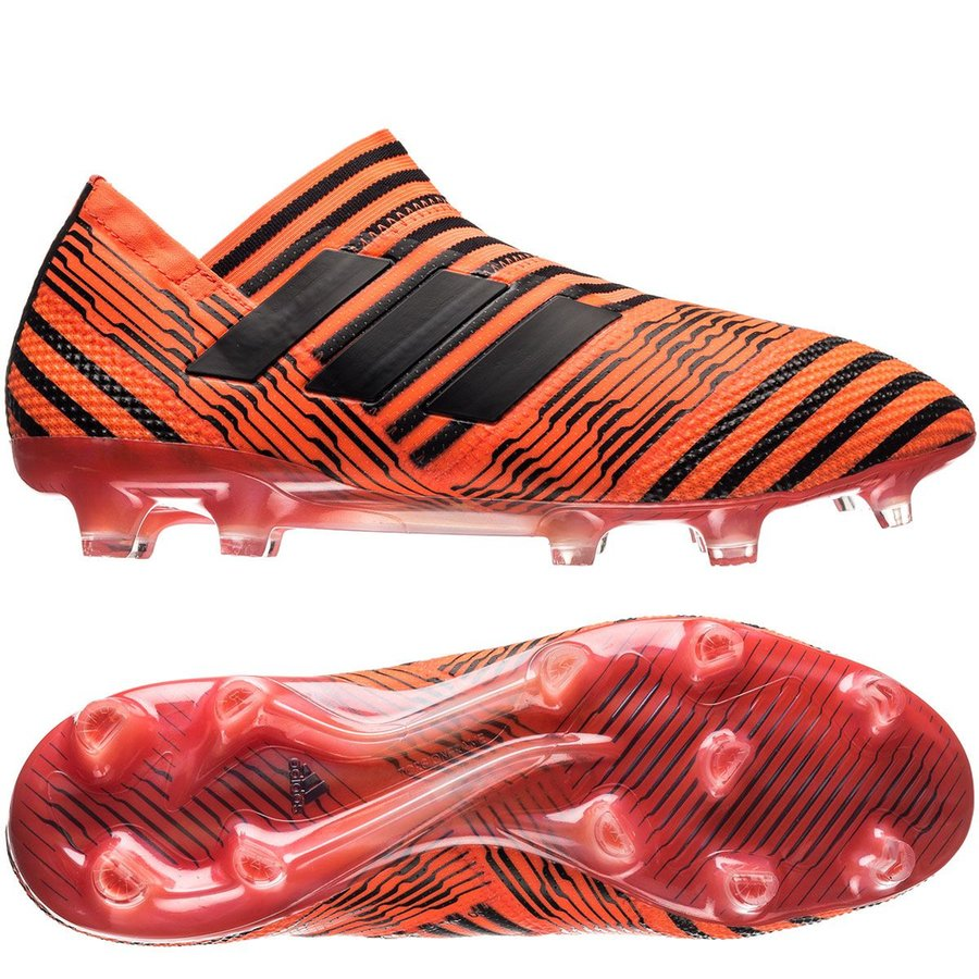 Adidas Nemeziz 17 360Agility AG Football Boots Orange Black Red