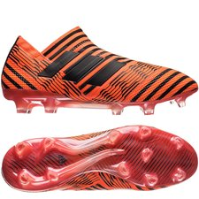 Image of   adidas Nemeziz 17+ 360Agility FG/AG Pyro Storm - Orange/Sort