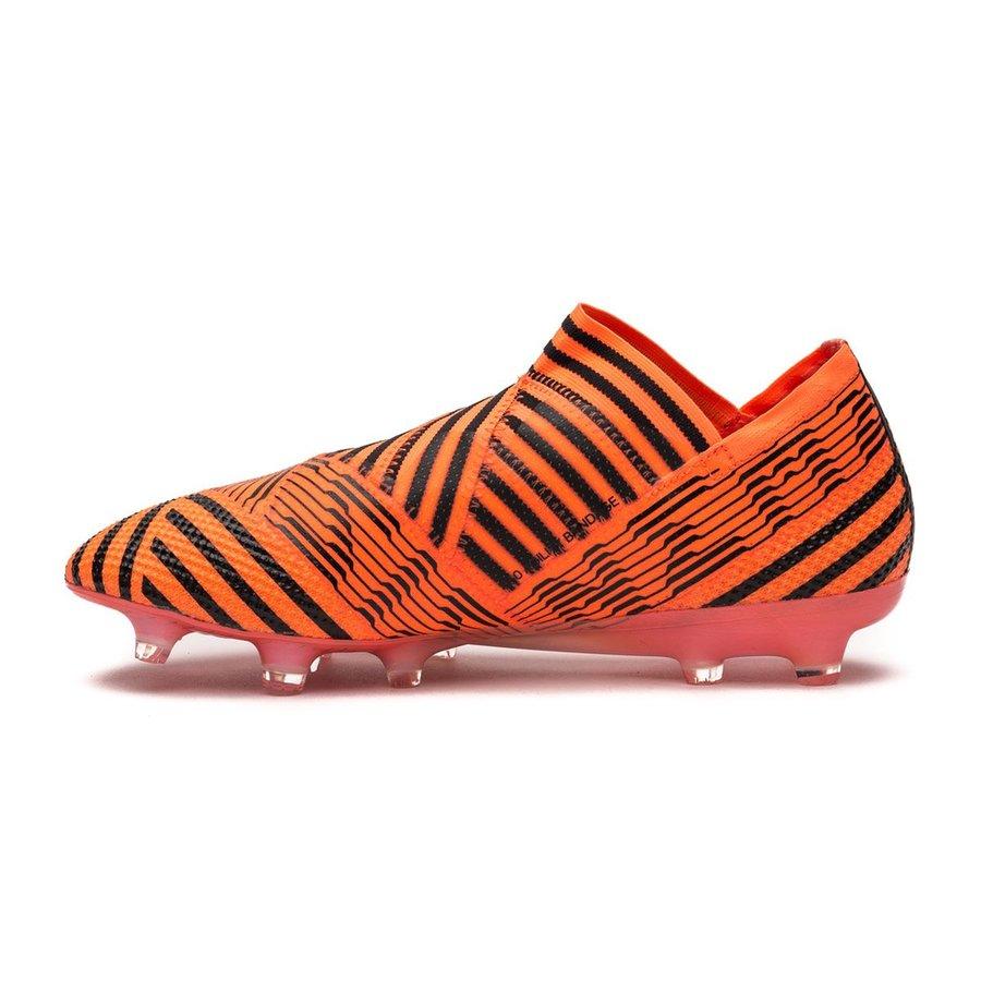 adidas Nemeziz 17+ 360Agility FGAG Pyro Storm OrangeNoir