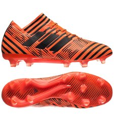 Image of   adidas Nemeziz 17.1 FG/AG Pyro Storm - Orange/Sort/Rød