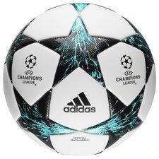 adidas Fodbold Champions League Kampbold - Hvid/Sort/Blå