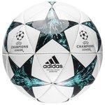 adidas ballon champions league 2017/18 sportivo - blanc/noir/bleu - ballon de foot