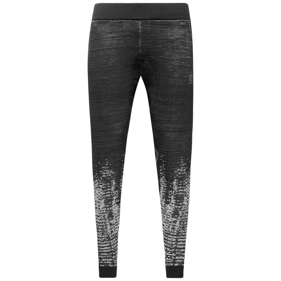 adidas Sweatpants Z.N.E. Knitted - Sort/Hvid
