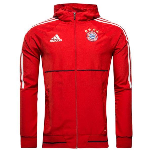 Bayern Munich Veste Presentation RougeBlanc Enfant