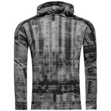 adidas hoodie z.n.e. pulse - black - hoodies