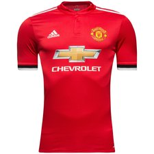 Manchester United Hemmatröja 2017/18 Authentic