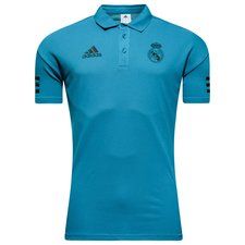 real madrid polo ucl - vivid teal - polo shirts