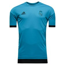 Real Madrid Tränings T-Shirt UCL - Turkos/Svart