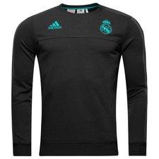 Real Madrid Sweatshirt - Svart Barn
