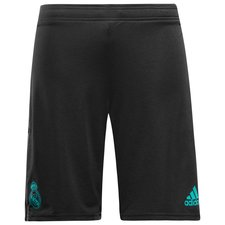 Real Madrid Shorts - Svart/Turkos