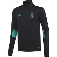 Real Madrid Trainingsshirt - Zwart Kinderen