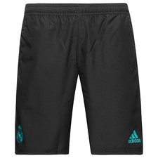 Real Madrid Shorts Woven - Svart