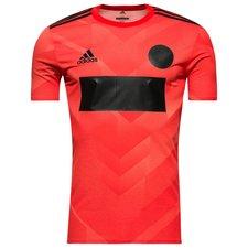 Image of   adidas Trænings T-Shirt Tango Pyro Storm - Orange