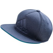 adidas cap icon - legend ink/energy blue - caps