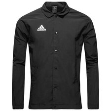 adidas training jacket tango - black - training jackets