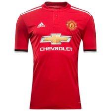 Manchester United Hjemmebanetrøje 2017/18