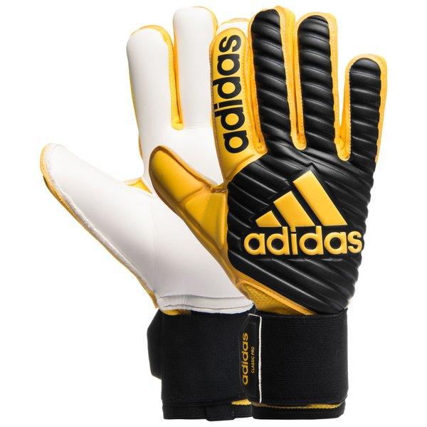 black adidas goalkeeper gloves
