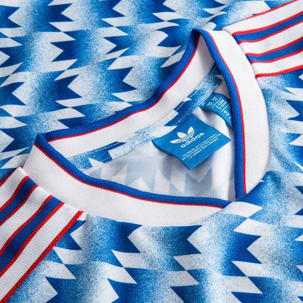 25c4e1d255d ... manchester united retro away shirt 1990-92 originals - multicolor -  t-shirts ...