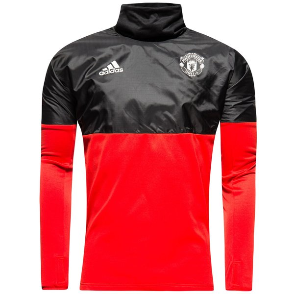promo code 8113a 7d9bb Manchester United Training Shirt Hybrid UCL - Red/Black ...