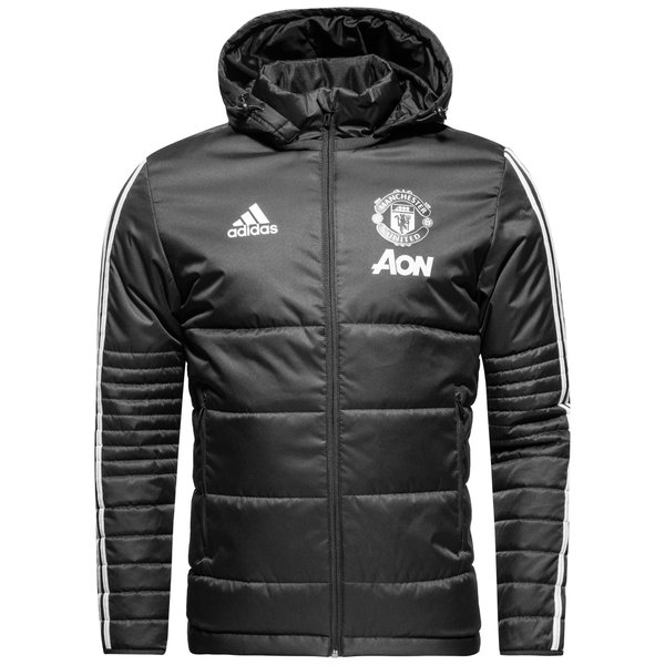3e06a034 Manchester United Winter Jacket - Night Grey/White Kids |  www.unisportstore.com