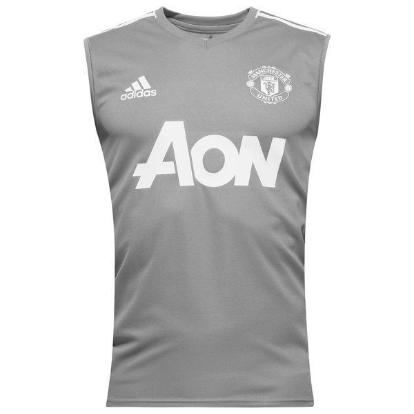 286d3882 Manchester United Trenings T-Skjorte U/E - Grå | www.unisportstore.no