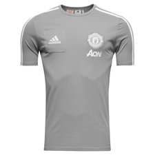 Manchester United T-Shirt - Grå Barn