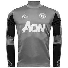 Manchester United Träningströja - Grå