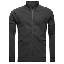 adidas track top z.n.e. - black - track tops