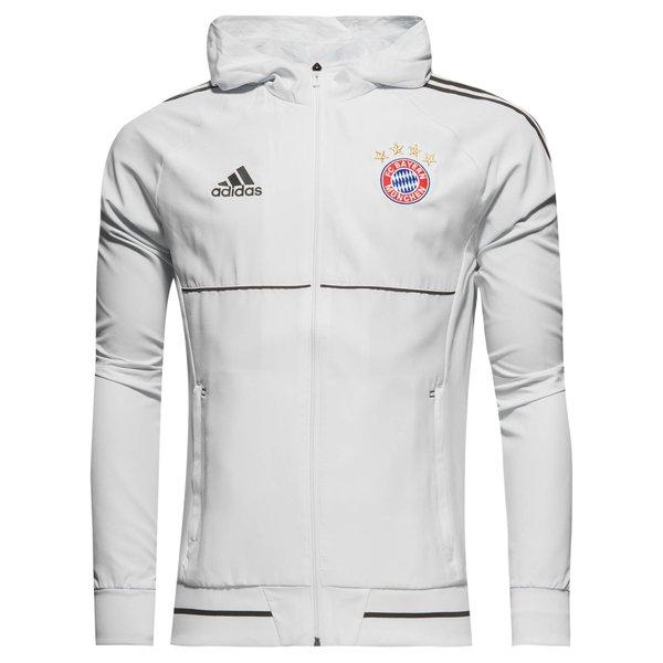Bayern Munich Veste Presentation UCL BlancGris