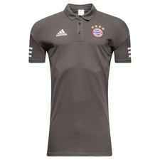 Image of   Bayern München Polo UCL - Grå/Hvid