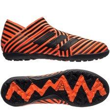 adidas Nemeziz Tango 17+ 360Agility TF Pyro Storm - Oranje/Zwart Kinderen