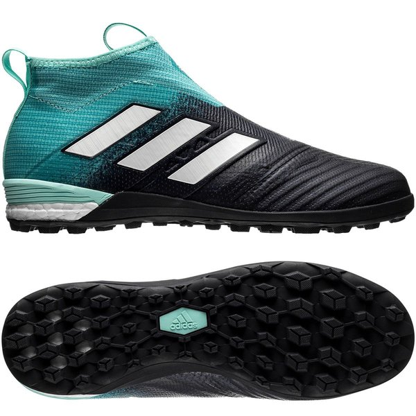 0eac1aea8999 adidas ace tango 17+ purecontrol boost tf ocean storm - energy aqua white   ...