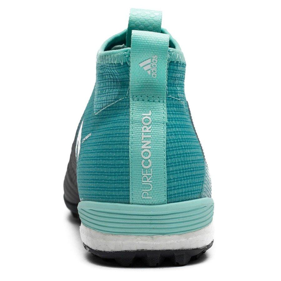 buy online c5843 ea666 adidas ACE Tango 17+ PureControl Boost TF Ocean Storm - TurkisHvidNavy   www.unisport.dk