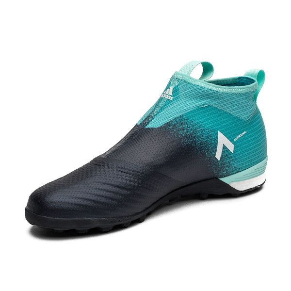 best sneakers 2dce7 839ef ... adidas ace tango 17+ purecontrol boost tf ocean storm - energy aquawit  ...