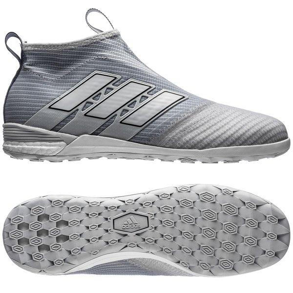 adidas ACE Tango 17+ PureControl IN Fußballschuhe Grau