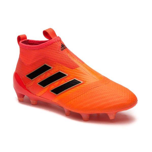 on sale 931a4 e0087 ... adidas ace 17+ purecontrol fgag pyro storm - solar orangecore black  ...