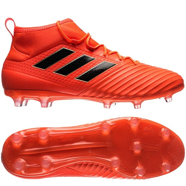 adidas ACE 17.2 Primemesh FG/AG Pyro Storm - Solar Orange/Core Black/Solar  Red