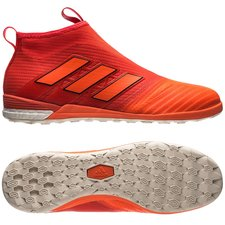 Image of   adidas ACE Tango 17+ PureControl Boost IN Pyro Storm - Rød/Orange/Sort