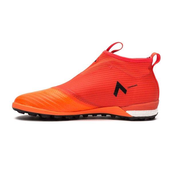new style fd5ad 9695d ... adidas ace tango 17+ purecontrol boost tf pyro storm - rougeorangenoir  ...