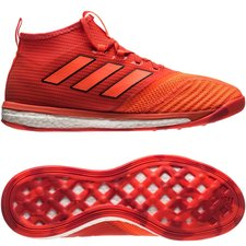 Image of   adidas ACE Tango 17.1 Boost Trainer Pyro Storm - Rød/Orange/Sort
