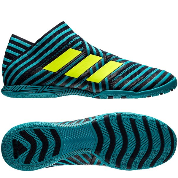 78717257243f 200.00 EUR. Price is incl. 19% VAT. -50%. adidas Nemeziz Tango 17+  360Agility IN Ocean Storm - Legend Ink/Solar Yellow/