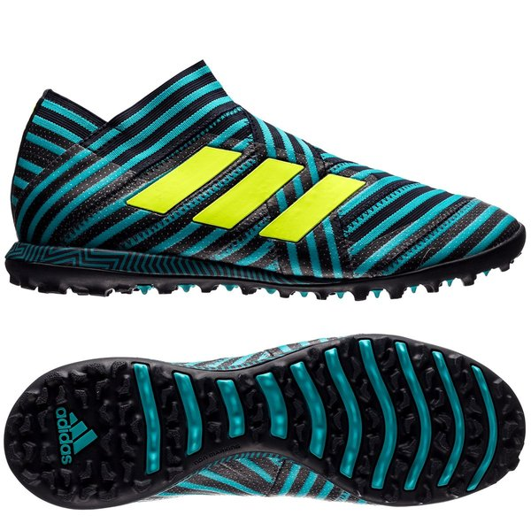 b4ff0e7b30d8 200.00 EUR. Price is incl. 19% VAT. -75%. adidas Nemeziz Tango 17+  360Agility TF Ocean Storm - Legend Ink/Solar Yellow/