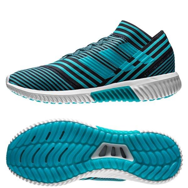 adidas Nemeziz Tango 17.1 Trainer Ocean Storm - Legend Ink/Energy Blue