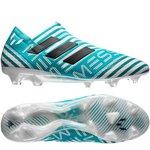 adidas Nemeziz Messi 17+ 360Agility FG/AG - Hvid/Navy/Blå