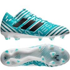 adidas Nemeziz Messi 17.1 FG/AG - Wit/Navy/Blauw